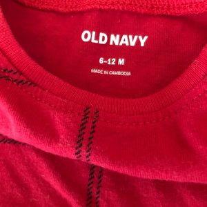 Old Navy Dresses - Toddler Windowpane Check Dress